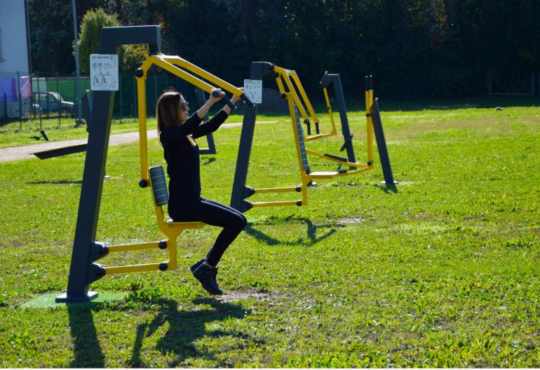 Un'area fitness intitolata a Sicignano: diventa realtà il sogno di Tommaso