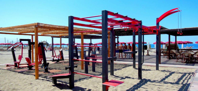 Tibidabo Beach Ostia