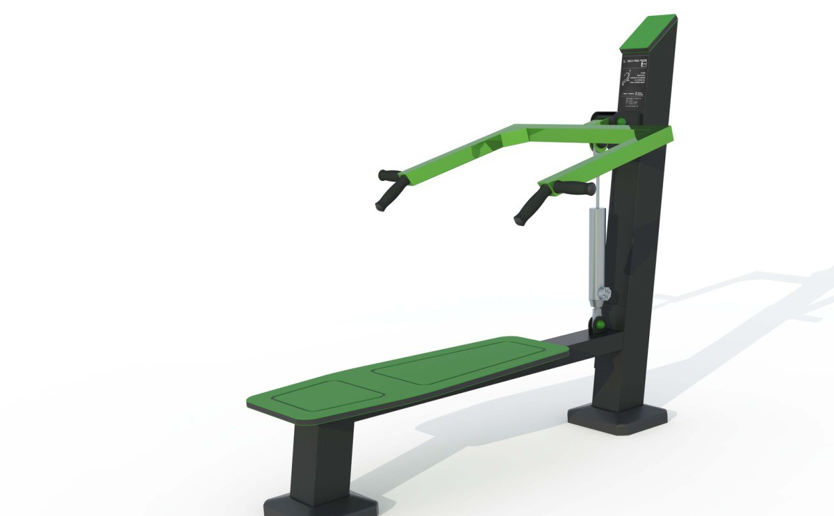 bench-press-machine