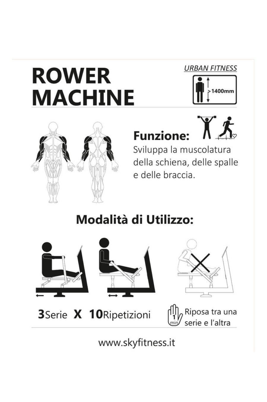 rower-machine-training