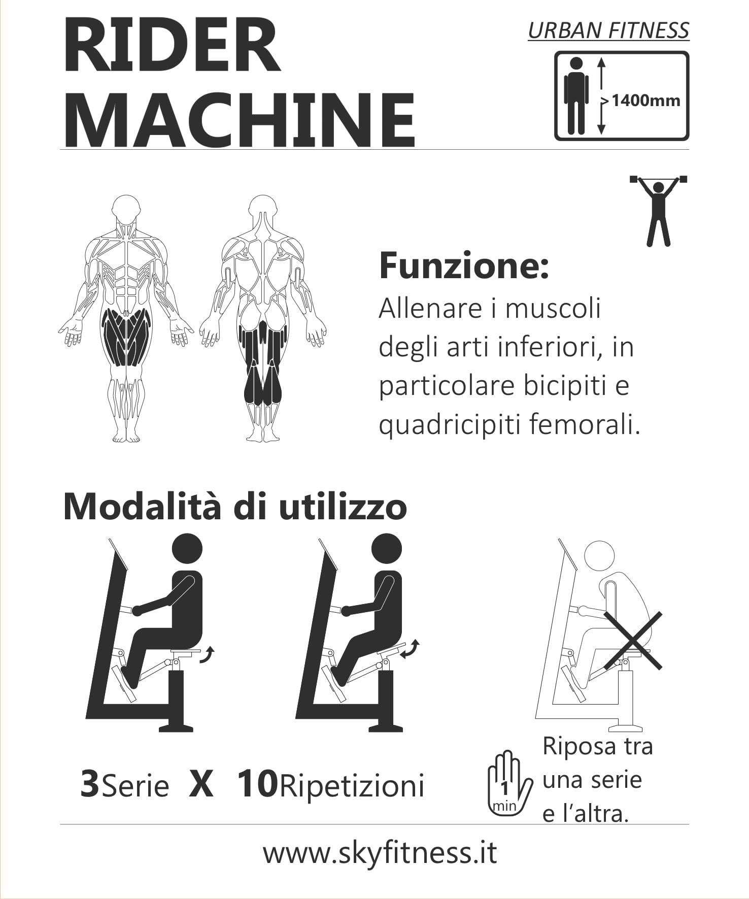 RIDER MACHINE