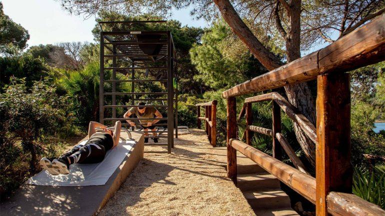 El Faro Hotel Fitness Park