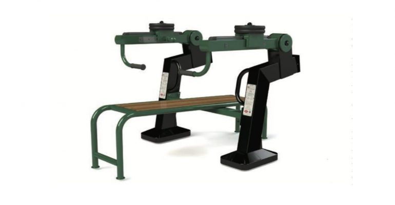 Bench Press Machine